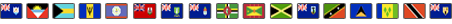 National Flags of the UWI Contributing Countries